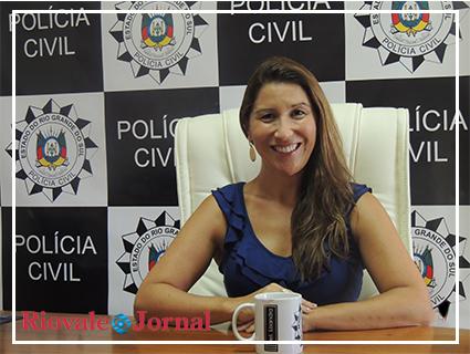 Delegada Lisandra de Castro de Carvalho