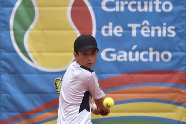 Circuito Tenis : Riovale jornal :: tênis: circuito gaúcho virá a santa cruz :: esportes