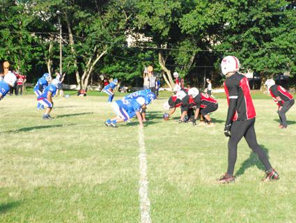 Riovale Jornal    Futebol Americano  Chacais se preparam para o Gaúcho     ESPORTES 67d9054362753