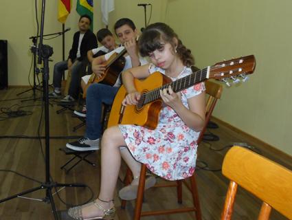 Riovale Jornal :: Noite de música no auditório da Smec