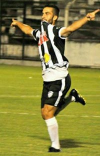 Willian Campos, do Galo